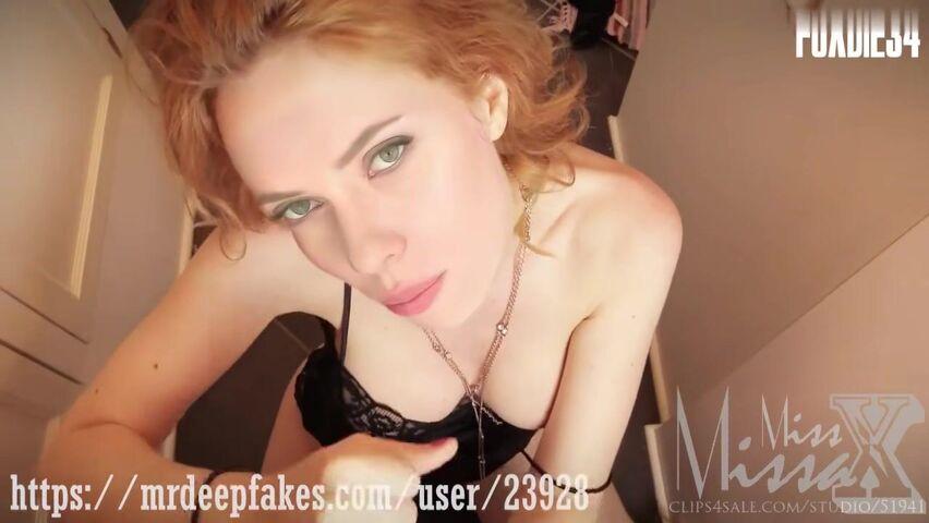 Nackt scarlett sex johansson Scarlett Johansson